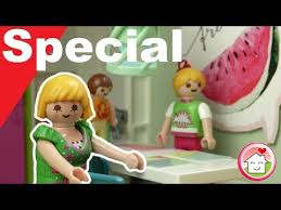 playmobil pimp my playmobil luxusvilla im sommer 2017 kinderkanal familie hauser