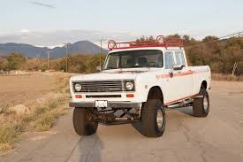 100 Pick Up Truck For Rent 1973 International 4x4 Crewcab Restomod Up Sale 4x4