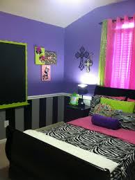 Zebra Bedroom Decorating Ideas by Bedroom Magnificent Teenage Design With Pink And Marvelous
