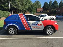 Vehicle & Car Wraps Charlotte, NC | The Sign Factory Inc