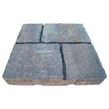 Installing 12x12 Patio Pavers by Shop Pavers U0026 Stepping Stones At Lowes Com