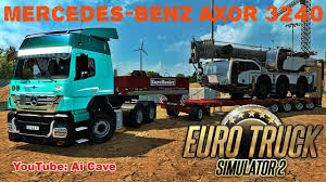 EURO TRUCK SIMULATOR 2 Mods: Mercedes-Benz Axor 3240 - HEAVY CARGO ... Desktop Themes Euro Truck Simulator 2 Ats Mods American Truck Uncle D Ets Usa Cbscanner Chatter Mod V104 Modhubus Improved Company Trucks Mod Wheels With Chains 122 Ets2 Mods Jual Ori Laptop Gaming Ets2 Paket Di All Trucks Wheel In Complete Guide To Volvo Fh16 127 Youtube How Remove The 90 Kmh Speed Limit On Daf Crawler For 123 124 Peugeot Boxer V20 Thrghout Peterbilt 351 Yellow Peril Skin