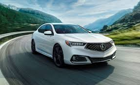 2018 Acura TLX s and Info News