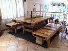 Stunning Build Wood Table Top 33 DIY Dining Room Tables Easy To Make Decorating