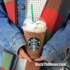 Pumpkin Pie Frappuccino Starbucks by Starbucks Chocolate Cream Frappuccino Secret Menu Hackthemenu