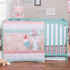 Trend Lab Wild Forever Trend Lab 3 Piece Crib Bedding Set