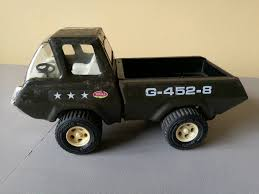 100 Vintage Tonka Truck G452_8 American Military Pickup Etsy