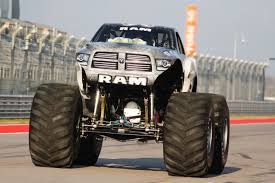 100 Biggest Trucks In The World S Fastest Monster Truck Gets 264 Feet Per Gallon WIRED