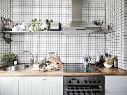 carrelage cuisine design cuisines design cuisine carrelage mural bois hotte aspirante