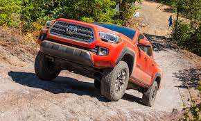 Toyota Tacoma's Crawl Control Is Autonomous Off-Roading - Moto ... 63 Chevy Springs On 31 Tires Ih8mud Forum 1050 Or A 1250 In 33 Tire Toyota Nation Car Proper Taco With Fender Flares Lift And Mud Tires By Fuel Off Tacoma 18 Havok Road Versante Rentawheel Ntatire 2017 Trd Pro Cars Theadvocatecom 2016 Toyota Tacoma Sport Offroad Review Motor Trend Canada Toyboats 1985 Extended Cab Pickup Build Thread Archive 1986 Used Xtracab 4 X Very Clean Brand New Rare Rugged For Adventure Truckers Truck 2009 Total Chaos Long Travel King Shocks