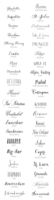 Best Calligraphy Fonts For Weddings 50 Hand Lettered