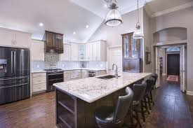 An Open Concept Kitchen Gets a Fresh Look & Improved Functionality