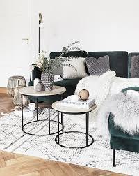 modern scandi in diesem wunderschönen wohnzimmer stimmt