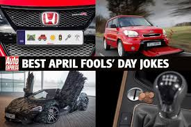 100 Truck Driver Jokes Best April Fools Day Jokes By Car Companies 2019 Auto Express