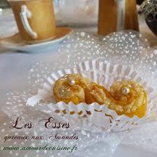 cuisine alg駻ienne gateaux les esses gateaux aux amandes gateau algerien 2015 amour de cuisine