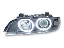 2003 bmw 5 series e39 depo projector v3 f30 style led halo u