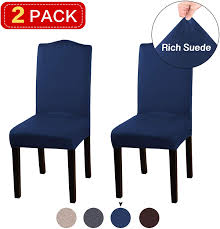 Turquoize Stretch Dining Chair Velvet Fabric Slipcovers Washable Removable  Chair Slipcover Dining Chair Protector Cover For Dining Room Set Of 2, Navy Xiazuo Ding Chair Slipcovers Stretch Removable Covers Set Of 6 Washable Protector For Room Hotel Banquet Ceremonywedding Subrtex Sets Fniture Armchair Elastic Parsons Seat Case Restaurant Breathtaking Your Home Idea How To Sew A Slipcover The Ikea Henriksdal Hong Elegant Spandex Chairs Office Grey 4 Chun Yi Waterproof Jacquard Polyester Small Checks Antistain 2 Linen Store Luxurious Damask Cover Form Fitting Soft Parson Clothman Printed High Elasticity Fashion Plaid Kitchen 4coffee Subrtex Dyed Pieces Camel Leanking Knit Fabric Decor Beige Pcs Leaf Stretchable 1 Piece Yellow