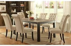Transitional Dining Tables Table Set Round Sets Room