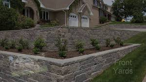 Tackling A Sloping Yard - Design Ideas And Solutions - YouTube Brick Garden Wall Designs Short Retaing Ideas Landscape For Download Backyard Design Do You Need A Building Timber Howtos Diy Question About Relandscaping My Backyard Building Retaing Fire Pit On Hillside With Walls Above And Below 25 Trending Rock Wall Ideas Pinterest Natural Cheap Landscaping A Modular Block Rhapes Sloping Also Back Palm Trees Grow Easily In Out Sunny Tiered Projects Yard Landscaping Sloped