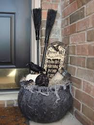 Cute Halloween Decorations Pinterest by Best 25 Halloween Porch Decorations Ideas On Pinterest