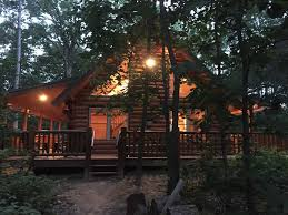 Amish Cabinet Makers Wisconsin by Amish Log Cabin Incredibly Private Lakefro Vrbo