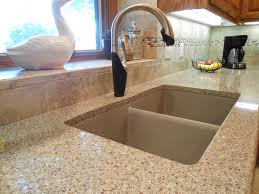 American Olean Glass Tile Trim by Kitchen Remodel Includes Samsung Radianz Quartz Countertop With
