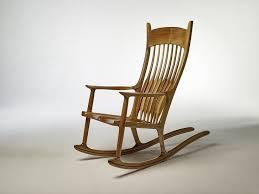 Sam Maloof Rocking Chair Plans by 14 Best Sam Maloof Rocking Chair Images On Pinterest Rocking