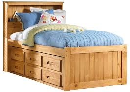 Discovery World Furniture Ginger Twin Captain Bed – KFS STORES