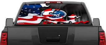 Ford Patriotic Flag - Window Graphics - Gatorprints Tampa Fl Mobile Advertising Rear Window Truck Graphics For Ford Graphic Decal Sticker Decals Custom For Cars Best Resource Realtree Camo 657332 Related Keywords Suggestions Stairway To Heaven Nw Sign Solutions See Through Perforation Fort Lauderdale American Flag Better Elegant Vuscape Made In Michigan Chevy Fire Car Suv Grim Pick Up