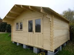 chalet en kit habitable prix chalet habitable 20m en bois en kit sans permis de construire