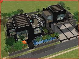 104 Modern Dream House Sims 2 By Ramborocky On Deviantart