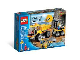 100 Lego Recycling Truck 4201 Loader And Tipper Brickipedia Fandom