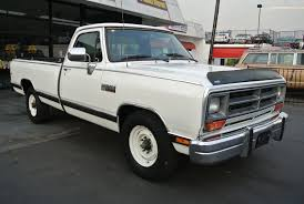 1989 Dodge Ram 250 LE Cummins I6 Turbo Diesel {+} 1 Owner 99k Miles ...