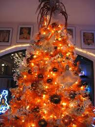 Popular Artificial Silver Tip Christmas Tree by The 100 Orange Christmas Tree Or Halloween Trees Treetopia