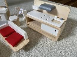 puppenhausmöbel aus holz small foot ab 3 jahre neu