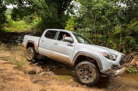 Toyota Teases New Off-Road Truck Variants For Chicago - Motor Trend ... 2016 Petersens 4wheel Offroad 4x4 Of The Year Winner New 2019 Toyota Tacoma 4wd Trd Off Road Double Cab 5 Bed V6 At Hot Wheels Toyota Off Road Truck Mainan Game Di Carousell In Boston 231 2005 2015 Stealth Front Bumper Add Offroad The Westbrook 19066 Amazoncom 2017 Speed Graphics Truck 78 Elevenia 4d Crystal Lake Orlando 9710011 Tundra Chilliwack Certified Preowned 2018 Crew Pickup