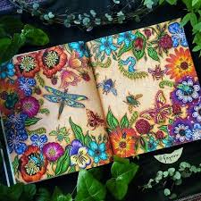 134 Best Escape To Wonderland Coloring Book Images On Pinterest