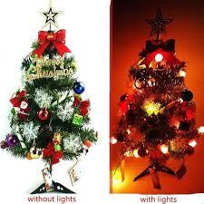 Christmas Tree Ornament Sets 2 Lot New Year Trees Home Decoration Ornaments Wedding Party