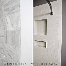 home coming how to tile corners