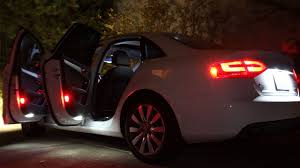 audi a4 led interior lights how to install generations