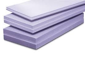 isolant thermique en polystyrène extrudé pour toiture pour