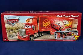 UPC 027084251432 - Disney Pixar Cars, Mack Truck Play Set ... Disney Pixar Cars Mack Truck Hauler Lightning Mcqueen Amazoncom Disneypixar Action Drivers Playset Toys Games Cstruction Videos 3 Buy Online From Fishpondcomau Dan The Fan 2 2010 New In Package Pixar Mack Truck Playset Hauler For Children Kids Car Xl Ft Store Semi Carrier Dj Byrnes Wash Cars Youtube Toy Mcqueen Story