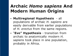 chapter 9 archaic sapiens and the middle paleolithic ppt