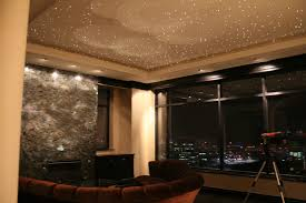Fiber Optic Ceiling Lighting Home Depot by Star Ceiling Fiber Optic The Fiber Optic Star Ceiling Ideas And