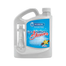 forget 64 oz vanilla scent tub and tile cleaner 801064