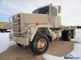 100 Am General Trucks 1979 M916 For Sale In Lamar CO By Dealer