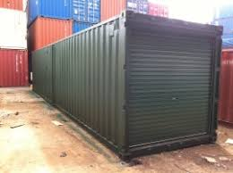 Car Storage Safe Sturdy Solutions Using Shipping Containers