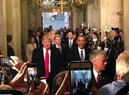 Obama Muslim Prayer Curtain by Live Coverage Donald Trump U0027s Presidential Inauguration Npr