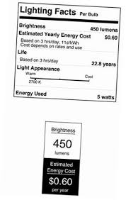 0318600 ended led light bulb with rsc base 5w warm white