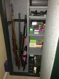 Stack On Security Cabinet 8 Gun by Custom Accessories 22 Gun Security Case With Combination Lock